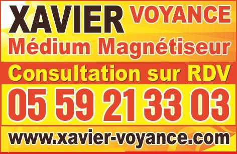 Xavier voyance visuel